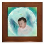 Angel 260 : Framed Tile