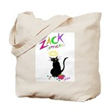"""Angel Zack"" Tote Bag"