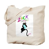 """Monster Zack"" Tote Bag"