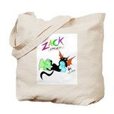 """The Real Zack"" Tote Bag"
