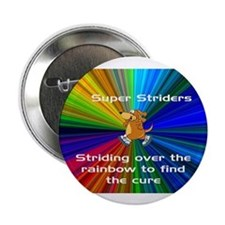 "Super Striders 2.25"" Button (10 pack)"