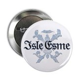 "Twilight Isle Esme 2.25"" Button"