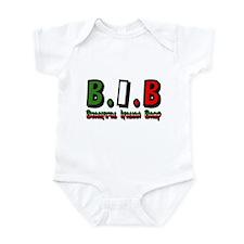 B.I.B Beautiful Italian Baby Infant Creeper