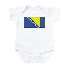 Bosnia and Herzegovina Infant Bodysuit
