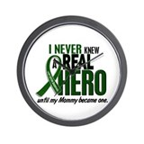 REAL HERO 2 Mommy LiC Wall Clock