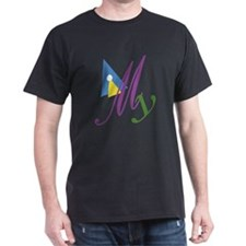 Amy's Black T-Shirt