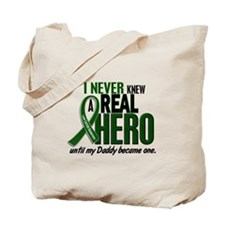 REAL HERO 2 Daddy LiC Tote Bag