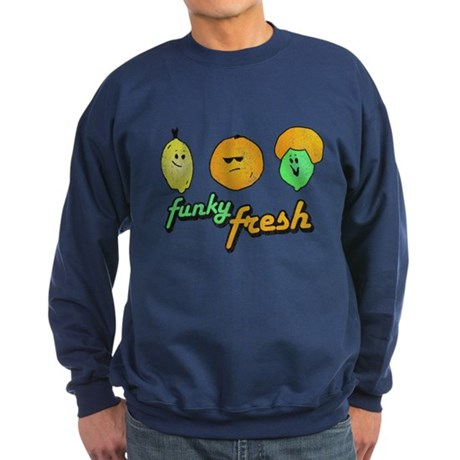 Funky Fresh Dark Sweatshirt