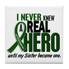 REAL HERO 2 Sister LiC Tile Coaster