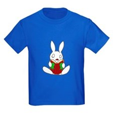 Cartoon bunny T