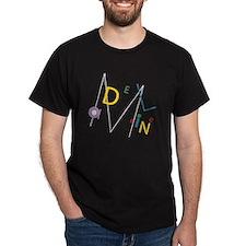 Madeleine's Black T-Shirt