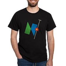Nat's Black T-Shirt