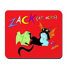 """The Real Zack II"" Mousepad"