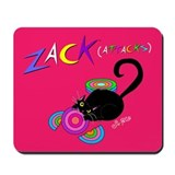 """Hungry Zack"" Mousepad"