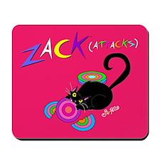 """""""Hungry Zack"""" Mousepad"""
