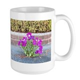 Pavement Flower Mug