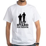 Stand Up For Freedom  Shirt