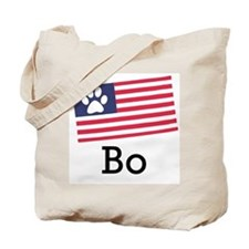 Bo Obama Tote Bag