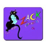 """Monster Zack"" Mousepad"
