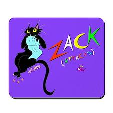"""""""Monster Zack"""" Mousepad"""