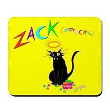 """Angel Zack"" Mousepad"