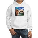 Keep a Diary Hooded Sweatshirt