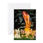Midsummer / Scottie (w) Greeting Cards (Pk of 20)
