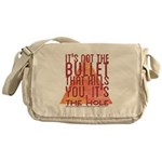 On Fire for the Lord Messenger Bag