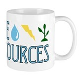 Recycle Our Resources Coffee Mug