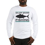 Unique Boats Long Sleeve T-Shirt