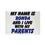 my name is ronda and I live with my parents Rectan