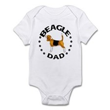 Beagle Dad Infant Bodysuit