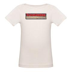 Original Homeland Security Organic Baby T-Shirt