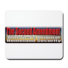 Original Homeland Security Mousepad