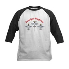 Aviation Grandpa's Wingman Tee
