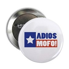 "Adios Mofo (Secede) 2.25"" Button (10 pack)"