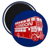 "London Transit 2.25"" Magnet (100 pack)"