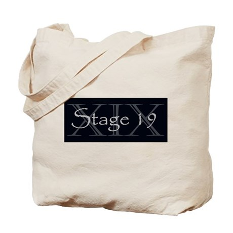 Stage19 Logo Tote Bag