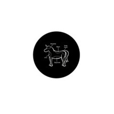 Unicorn Parts Mini Button (10 pack)