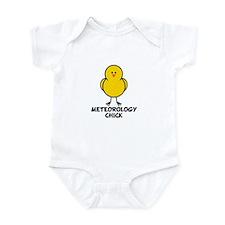 Meteorology Chick Infant Bodysuit