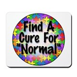Cure Normal Mousepad