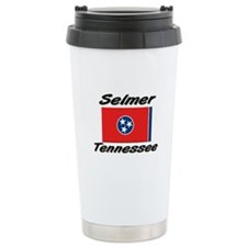 Selmer Tennessee Ceramic Travel Mug