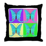 Actias bioluminus Tally Heave Throw Pillow