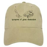 Weapons of Grass Destruction  Baseball Cap