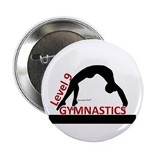 Gymnastics Buttons (100) - Level 9