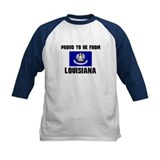 Proud To Be From Be LOUISIANA Tee
