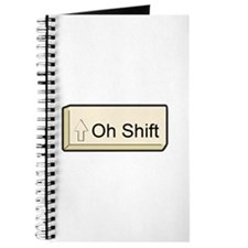 Oh Shift! key Journal