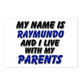 my name is raymundo and I live with my parents Pos