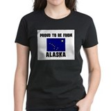 Proud To Be From Be ALASKA Tee