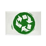 Recycle Rectangle Magnet (10 pack)